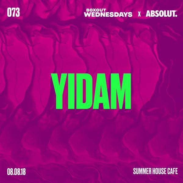 BW073.3 x Absolut - Yidam