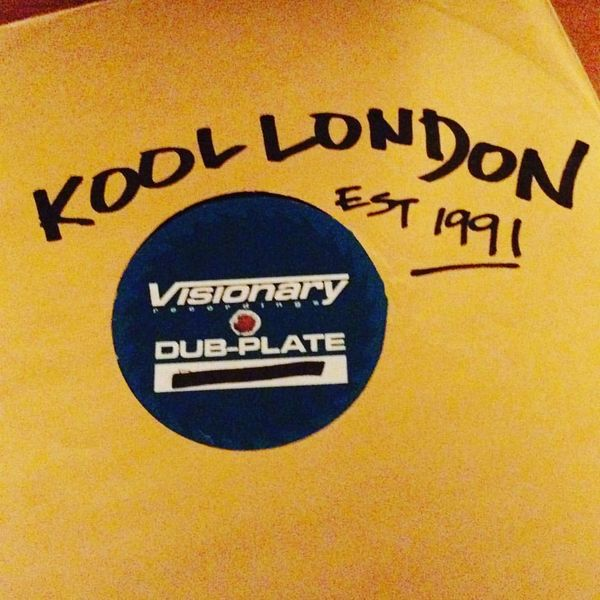 Marcus Visionary - The Visionary Mix Show 031 - Kool London - Tues May 10th 2016