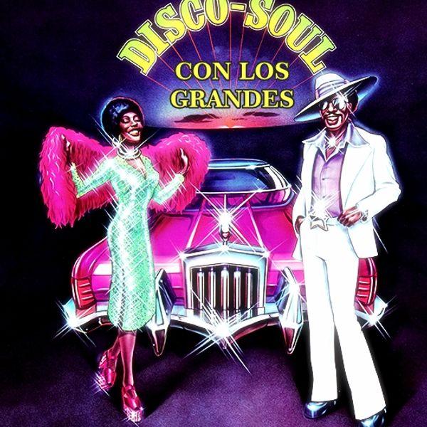 Disco Soul Con Los Grandes