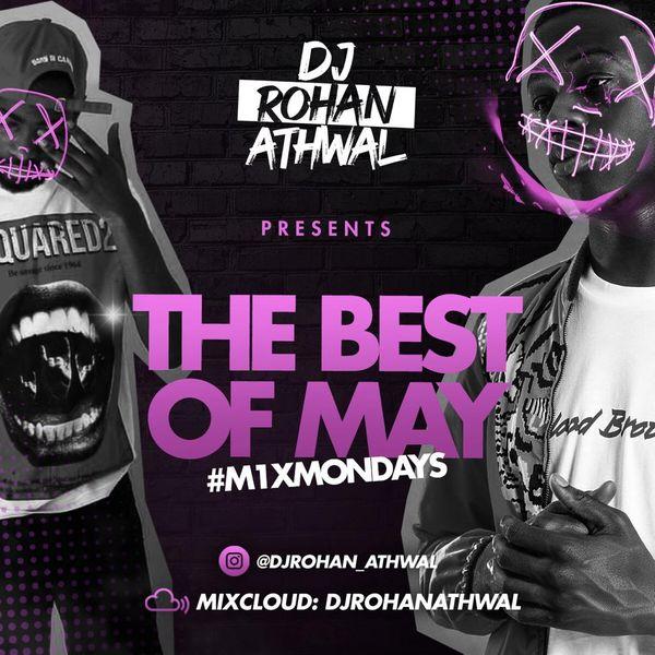 mixcloud rohan-athwal