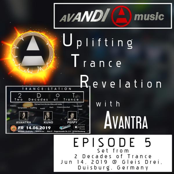 mixcloud AVANDImusic