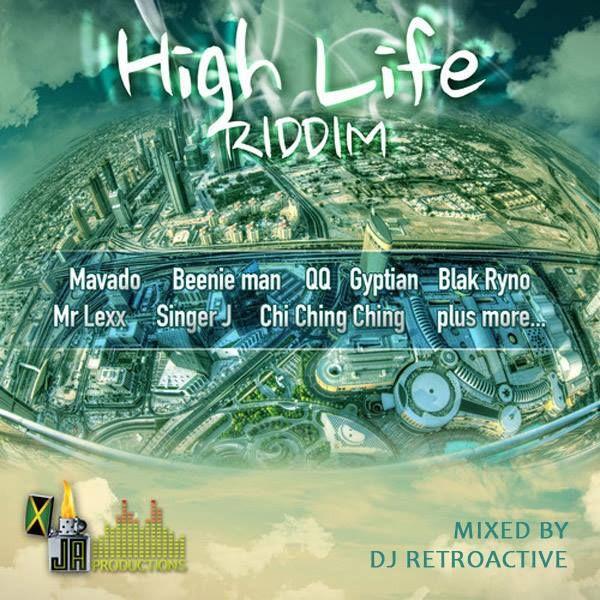 High Life Riddim Mix (Full) [JA Prod] September 2014 by DJ