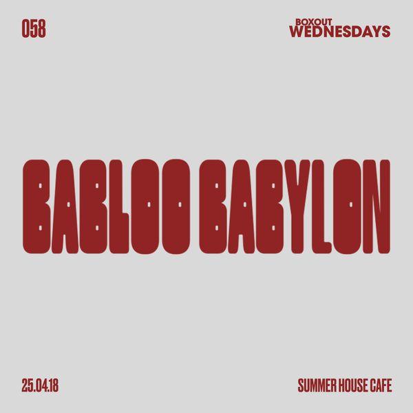 BW058.2 - Babloo Babylon