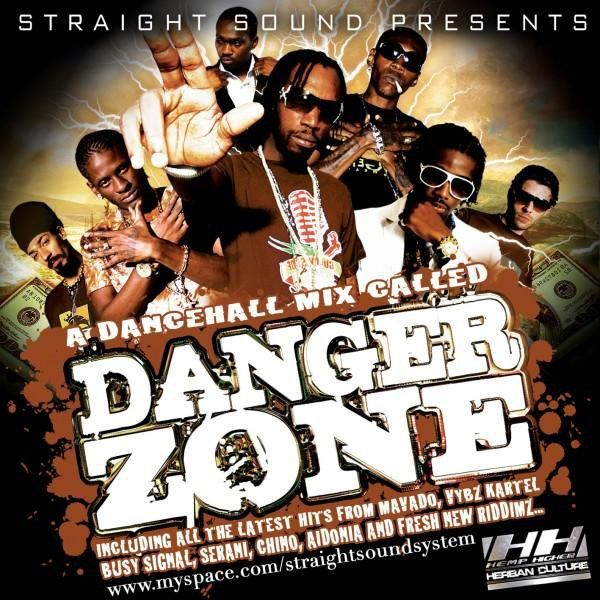 Danger Zone Dancehall Mix 2009 by Straight Sound by StraightSound