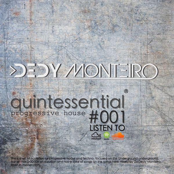 Dedy Monteiro - Quintessential #001