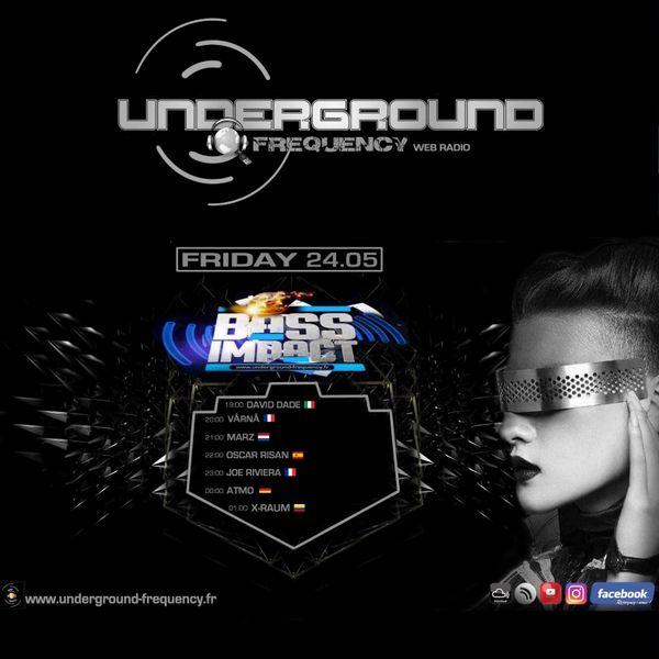 mixcloud Underground_Frequency_fr
