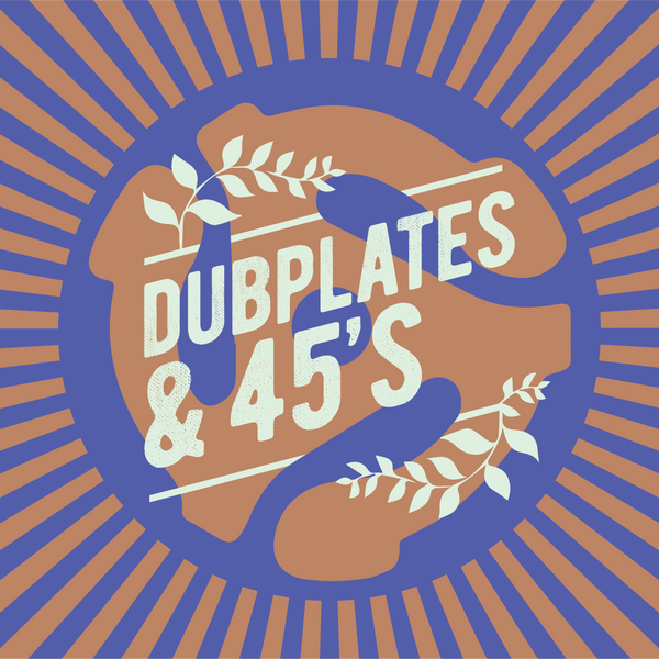 DUBPLATES & 45'S 007 - Delhi Sultanate | BFR Sound System