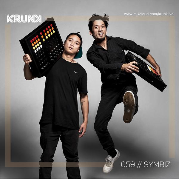 KRUNK Guest Mix 059 :: Symbiz (GER) (Live on boxout.fm)