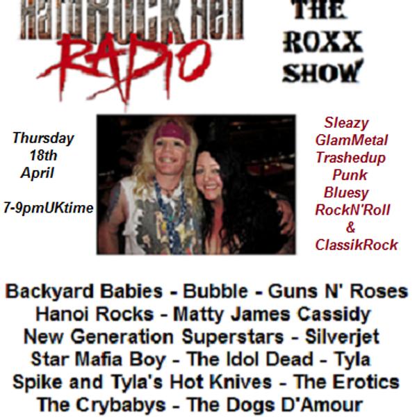 theROXXshowTBFMonlineradio