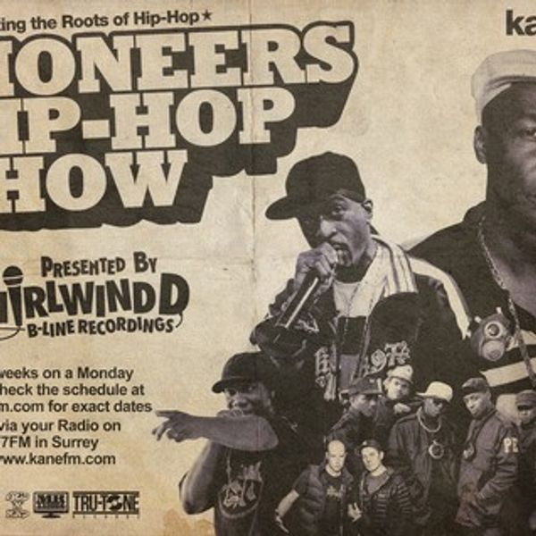 Kfmp: The Pioneers Hip Hop Show#56 (1.2.16)