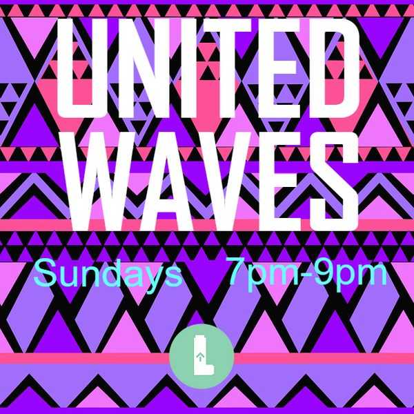 mixcloud united-waves