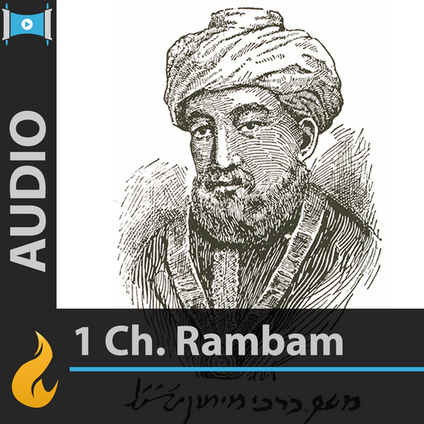 rambam-1chapteradayaudio