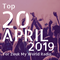 April 2019 - Hottest 20 Zouk Tracks for Zouk My World Radio!