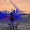 Malin @ Maxa Camp Friday Burning Man 2017