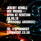 Jeremy Newall 1995 Girls FM Mix / Spun @ Sedition Sat 30th June