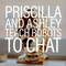 Priscilla and Ashley Teach Robots to Chat
