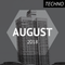 Simonic - August 2018 Techno Mix