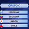 """""""GRUPO C. Uruguay, Chile, Ecuador y Japón"""". Música al Ángulo, domingo 16 de junio 2019"""