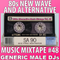 80s New Wave / Alternative Songs Mixtape Volume 48
