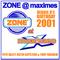 Zone At Maximes Debbie Ds Birthday 2001 Pete Daley, Keith Capstick & Tony G
