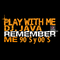 Play With Me - Episodio 106 - 17/01/2021