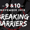 SF 19-10-2018 Breaking Barriers 2018 w/ Malcolm Nix
