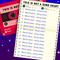 This Is Not a Song Chart - 22/09/2021 De Moor Mother a Surfbort