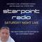 SATURDAY LIVE | STARPOINT RADIO | STEVE KING | August 24th