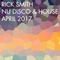 Rick Smith - Nu Disco & House - April 2017