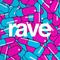 Neon Otaku Hipster 90s Kid Rave