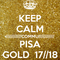 Commu - Pisa Gold 2017 - 2018