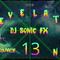 DJ SONIC FX    REVELATION  13    old skool TRANCE