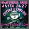 Coffee & Chronic with Anita Buzz recorded live 9.12.21 only on whatever68.com