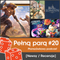 Pełną parą #20 (Monumental, Teotihuacan - dodatki, Starcadia Quest, Londyn)