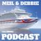 Neil & Debbie (aka NDebz) Podcast 92/209.5 ' Cruising ' - (Music version) 300319