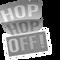 Hop Hop Off du mardi 9 juillet 2019