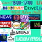 Monday Drive LIVE! with Adam Mills - 14th June 2021