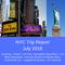 147 - New York City Trip Report