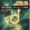 Mix Episode 25 - Live from Coachella - Saturday 21 April 2018 - World Famous KROQ Tent