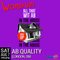 """Word Up! 2021 - Drop The Needle """"All That Wit AB"""" - AB Quality"""