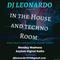 DJ Leonardo in the House and Techno Room 02.12.2019