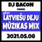 EHR Latviešu Deju Mūzikas mix 2021-05-08 (2. daļa)