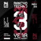 Andrew Westby at Rancho Techno 3 Year Anniversary