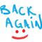 Back again ...