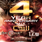 CHILL LOUNGE 4TH ANNIVERSARY MIX - MIXED BY DOC ROC & DJ LEW