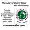 Connemara Community Radio - 'The Mary Faherty Hour' with Mary Faherty - 11june2019