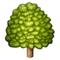 The Emoji Suite: Deciduous Tree