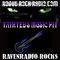Tainted's Music Pit for Saturday Oct 6, 2018 on Rogue-Rock-Radio