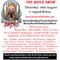 The ROXX Show at Hard Rock Hell Radio 16 Aug NEW Damn Dice Dee Snider Dirty ol' Crow Enuff Z'nuff