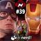 N-BlastCast #39 – Marvel: Entre jogos e filmes
